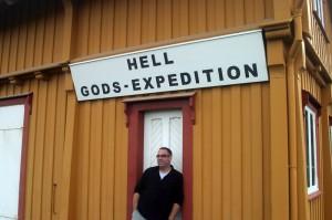 Dan har redan varit med mig i helvetet, nu väntar himlen.