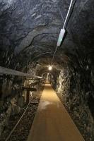 Den extremt långa tunneln.